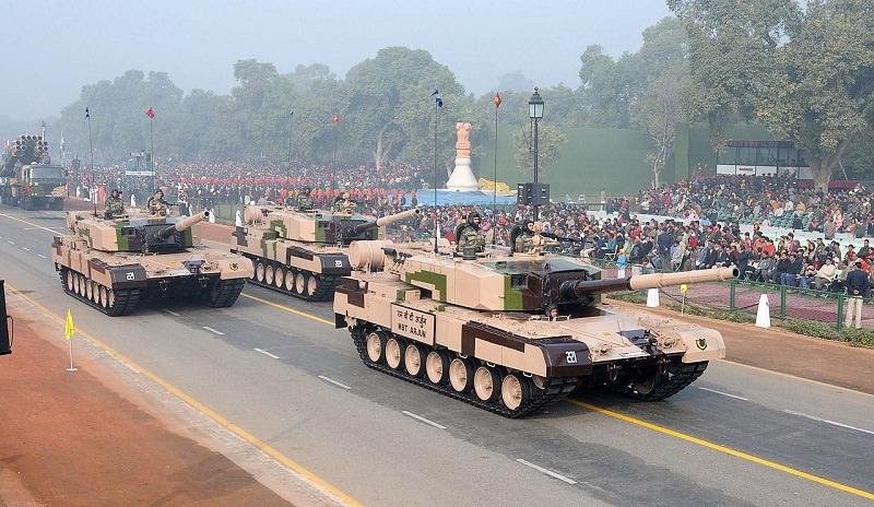 الدبابات الهندية ارجون