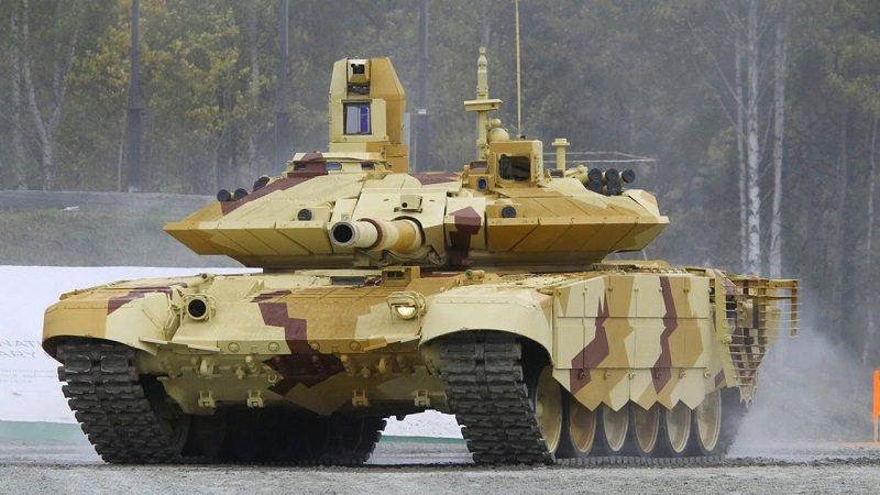 الدبابات الروسية T90 td lwv