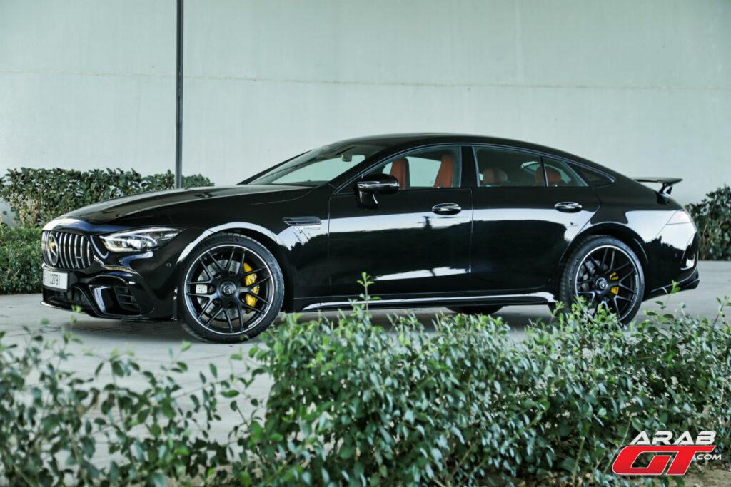 سيارة AMG GT 2021