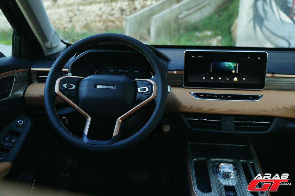شاشة سيارة هافال جوليون