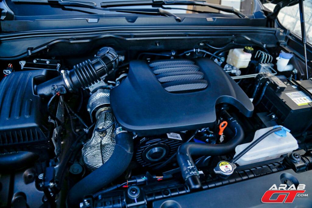 محرك جريت وول موتورز باور