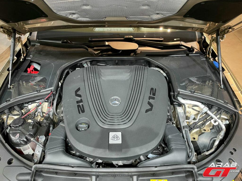 محرك مرسيدس V12
