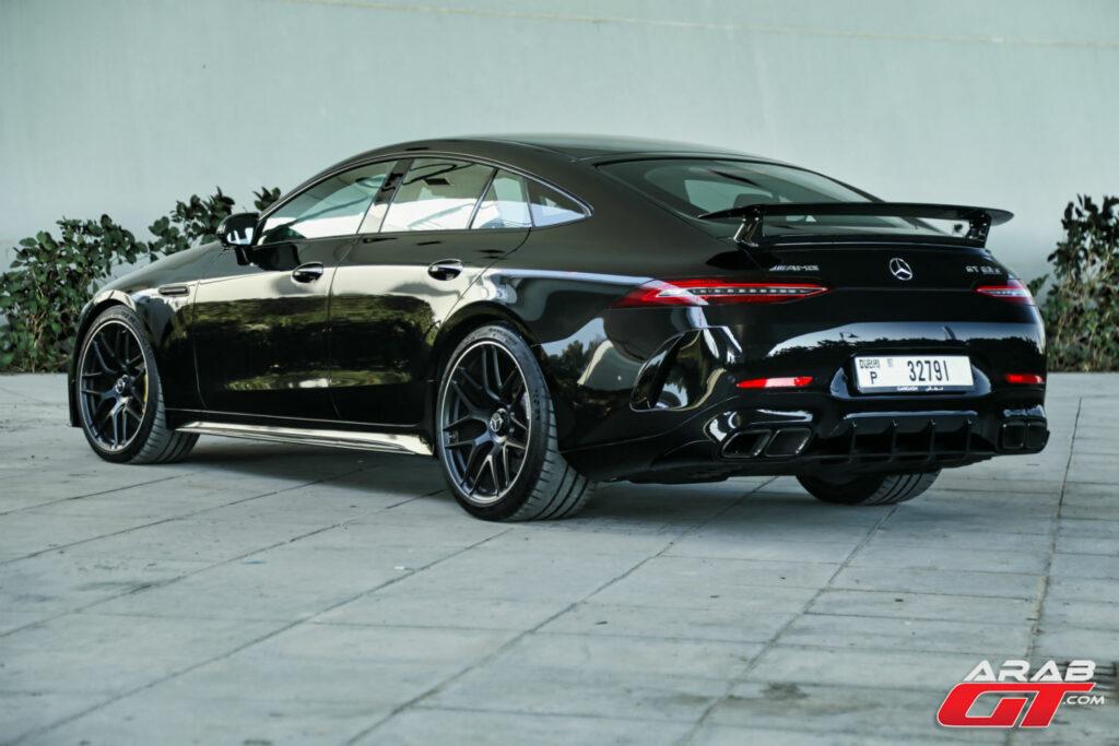 مرسيدس AMG GT 2021