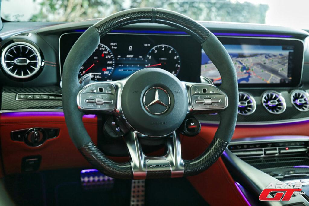 مقود مرسيدس AMG 2021