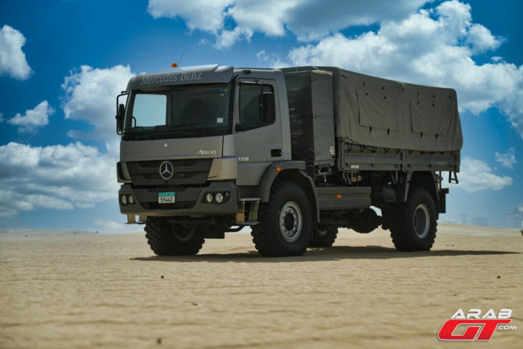 شاحنة اتيجو