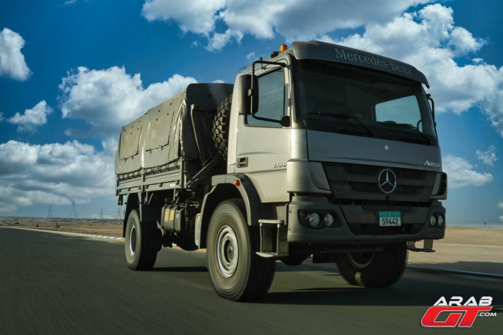 صور شاحنة مرسيدس اتيجو