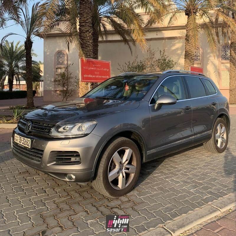 فولكس فاغن طوارق 2014- سيارات للبيع