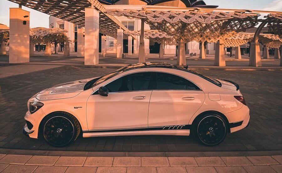 مرسيدس CLA 2015 مستعملة للبيع في حراج سيارات عمان