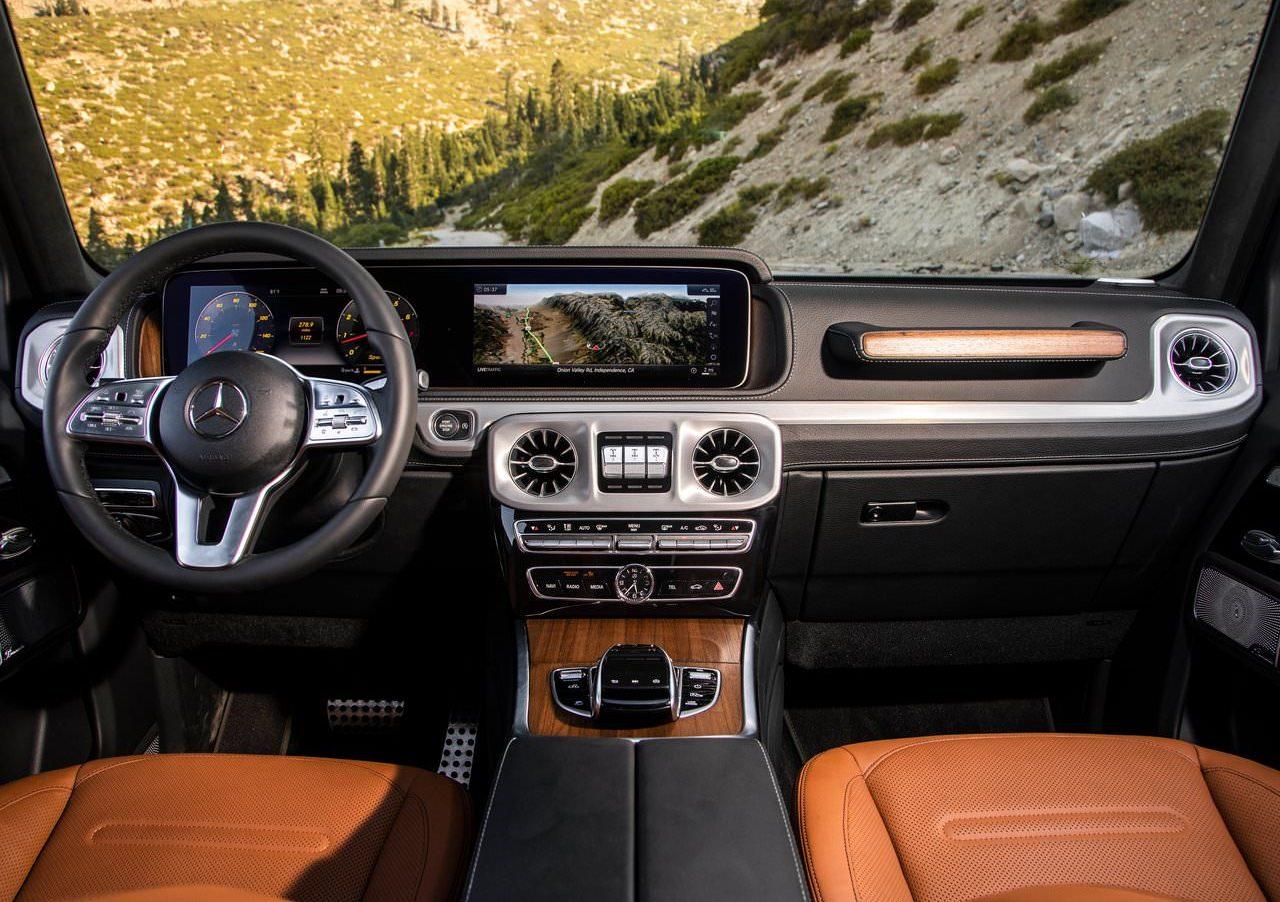 سيارة جي كلاس 2021 (8)