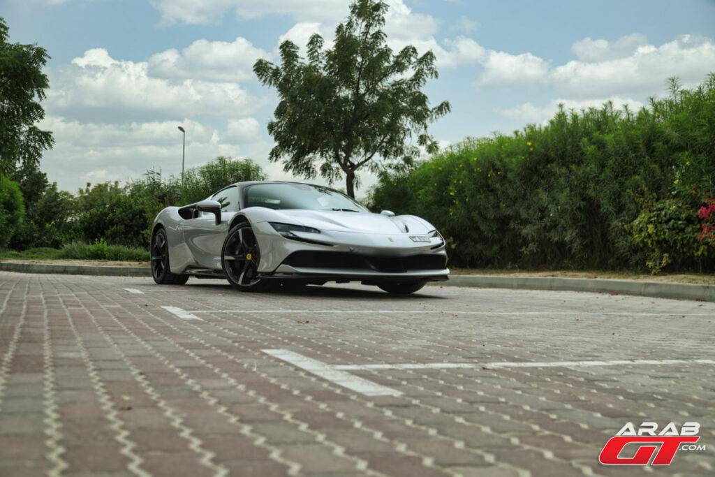 سيارة فيراري 2021