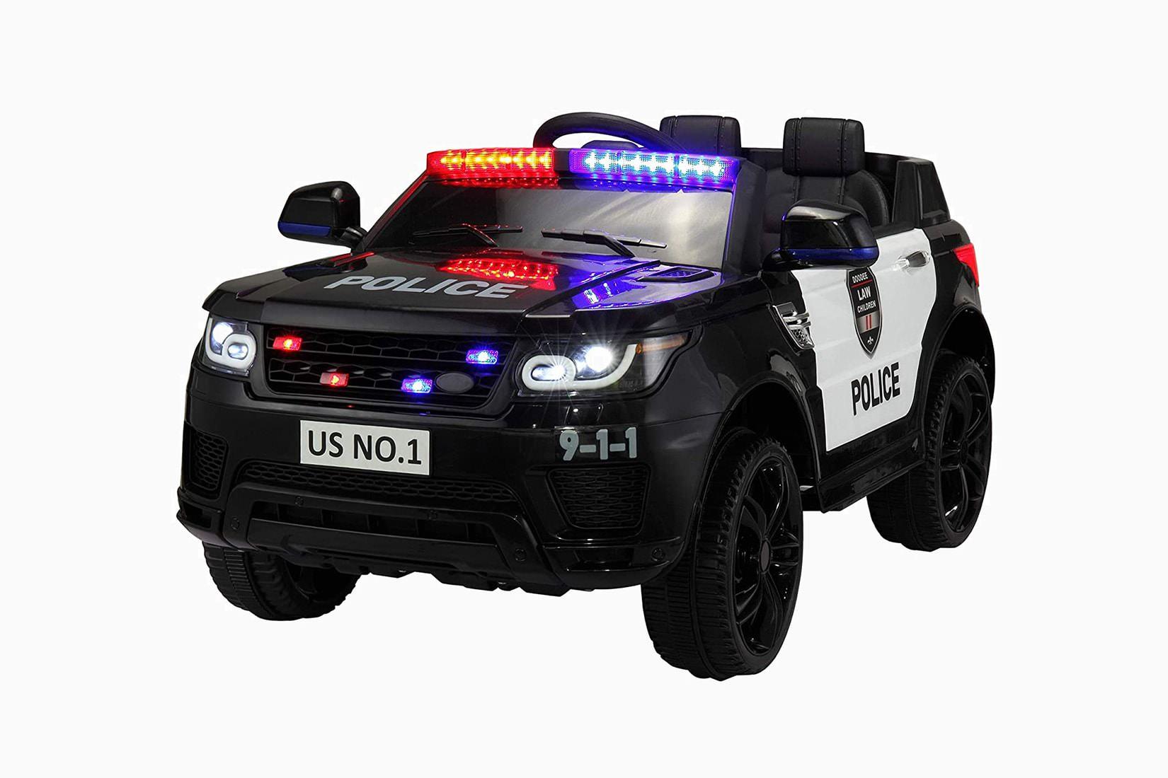 سيارة شرطة للأطفال
