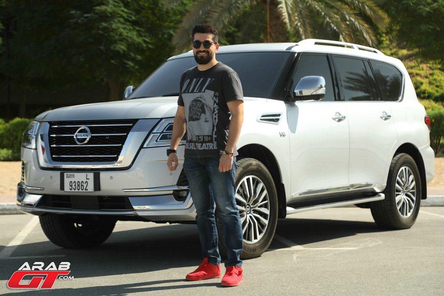 سيارة نيسان باترول 2021 - أسعار ومواصفات السيارة في السعودية والإمارات (28)