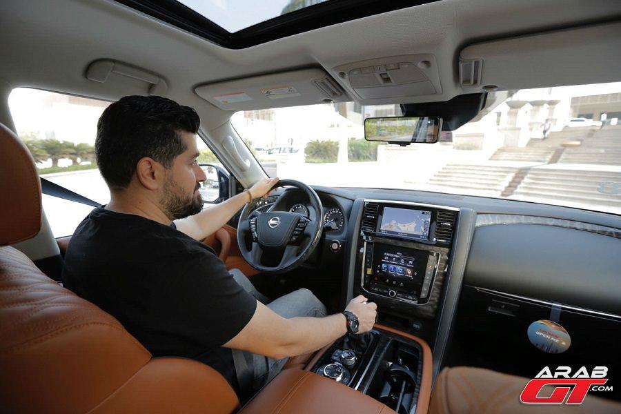 سيارة نيسان باترول 2021 - أسعار ومواصفات السيارة في السعودية والإمارات (3)