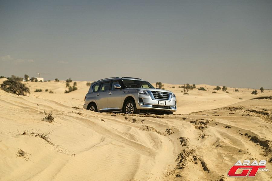 سيارة نيسان باترول 2021 - أسعار ومواصفات السيارة في السعودية والإمارات (31)