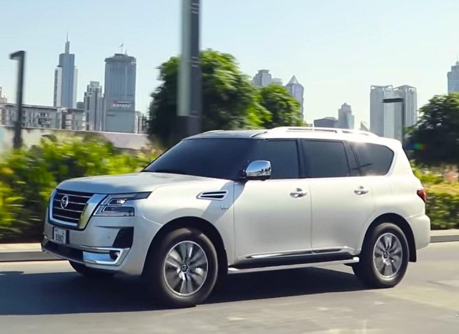 سيارة نيسان باترول 2021 - أسعار ومواصفات السيارة في السعودية والإمارات (5)
